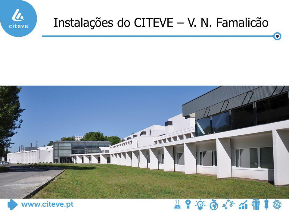 Instalações do CITEVE – V. N. Famalicão