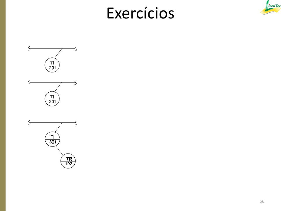 Exercícios 56