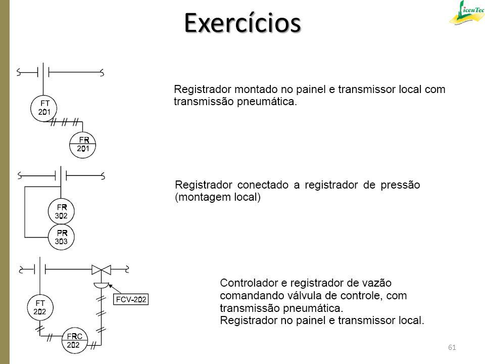 Exercícios 61