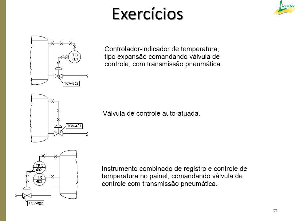 Exercícios 67