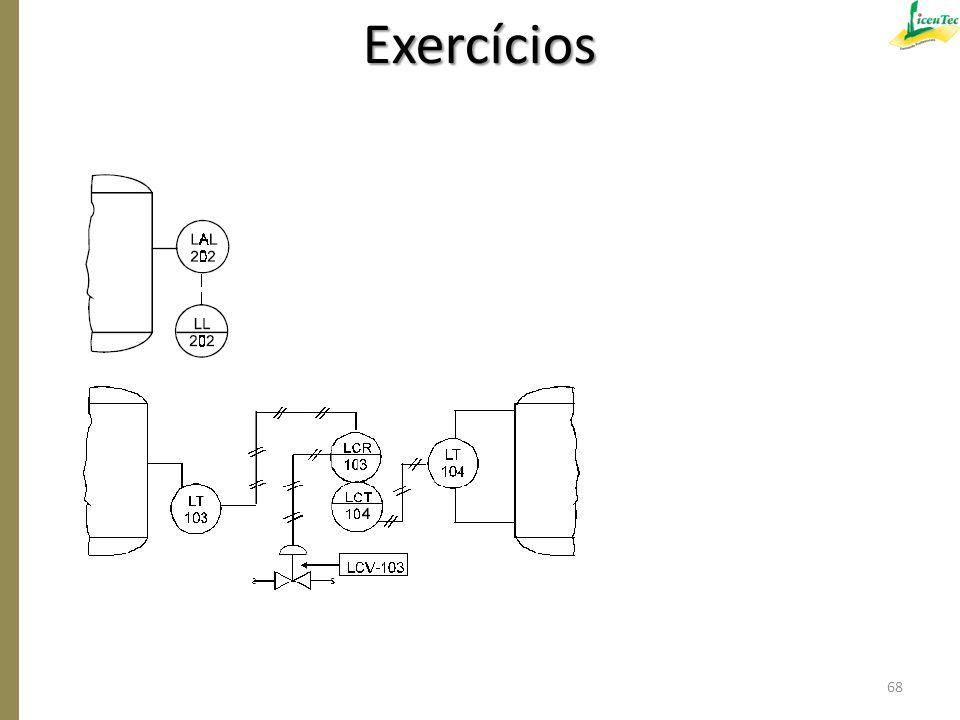 Exercícios 68