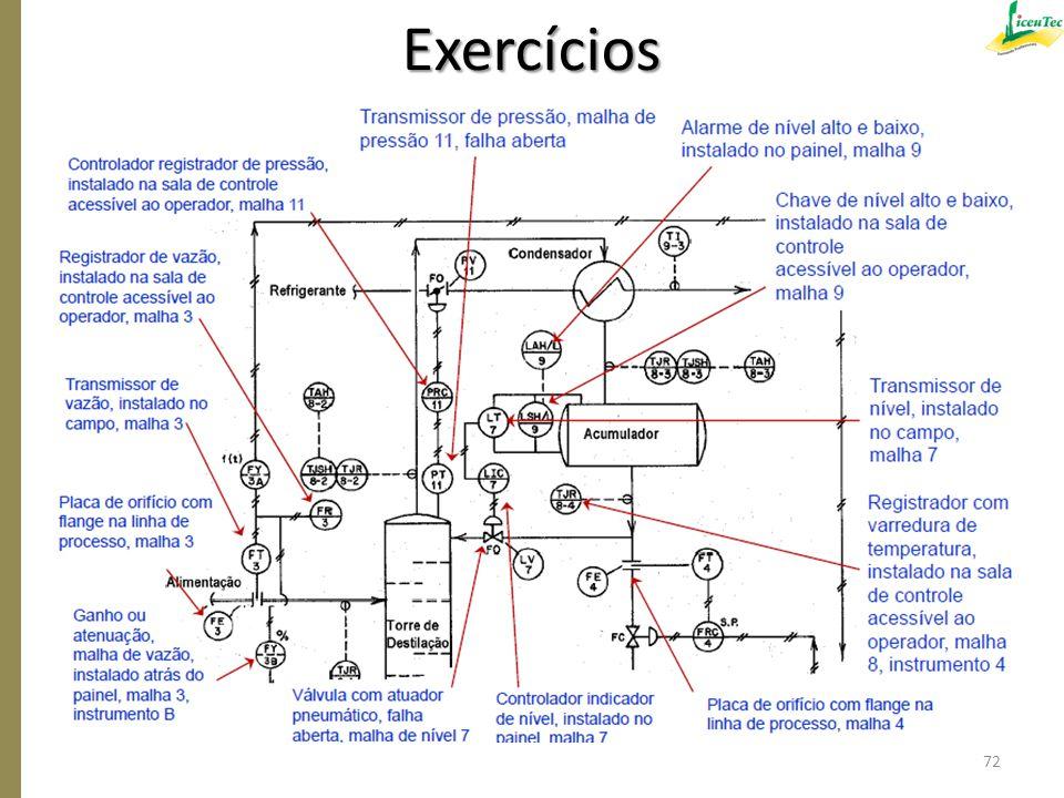Exercícios 72