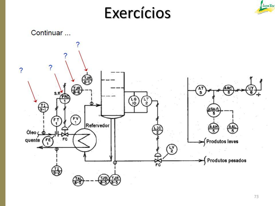 Exercícios 73