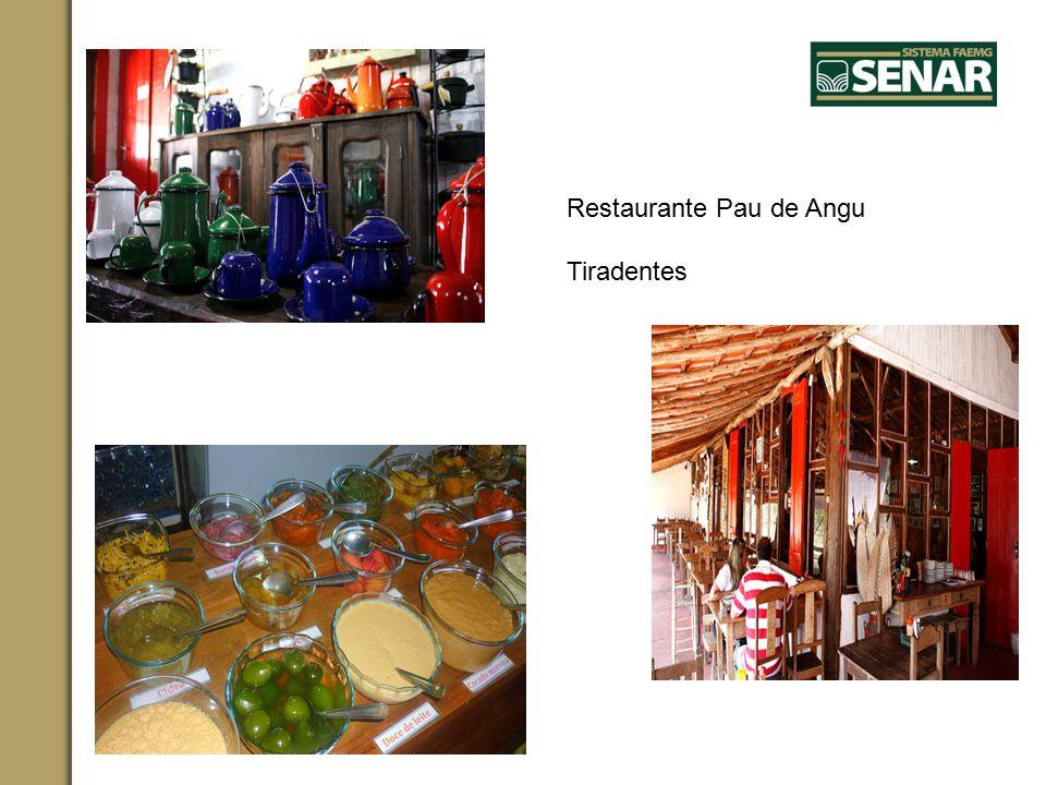 Restaurante Pau de Angu Tiradentes