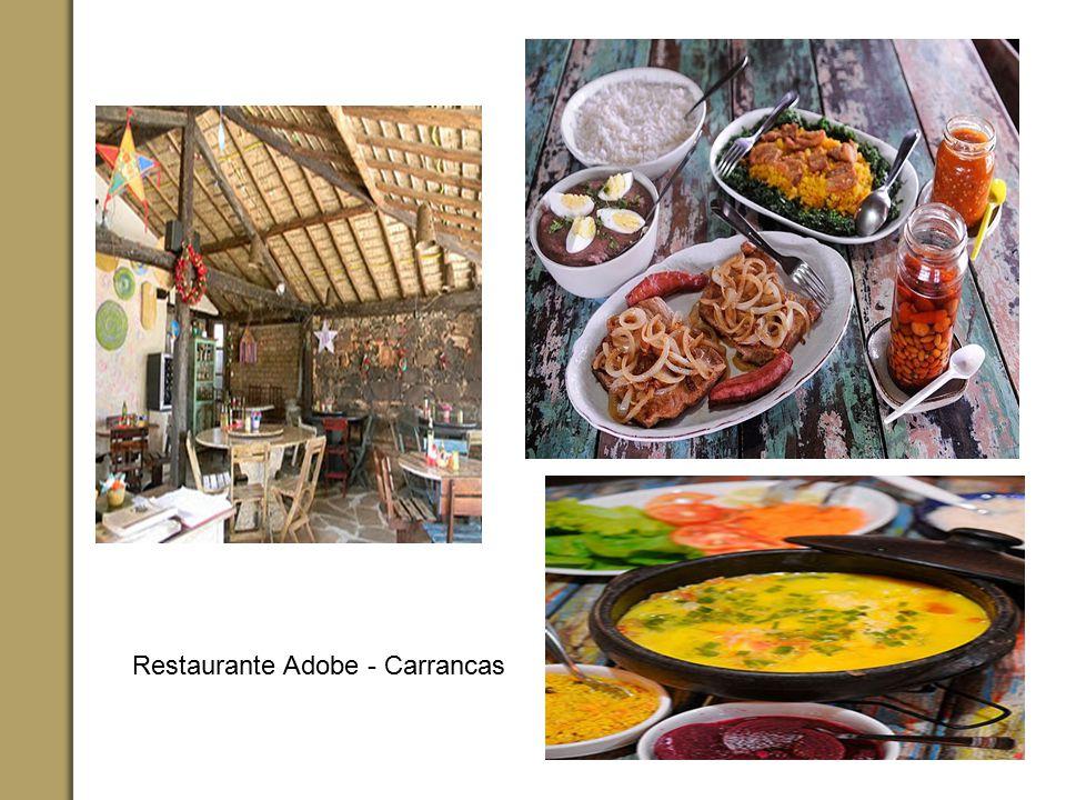 Restaurante Adobe - Carrancas