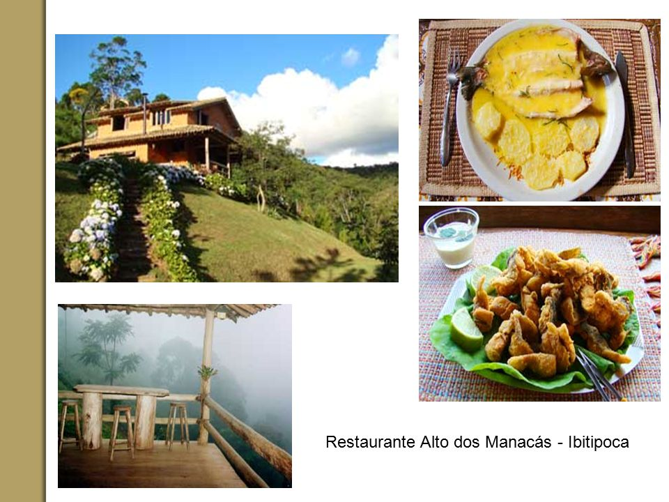 Restaurante Rancho do Pote – Catas Altas