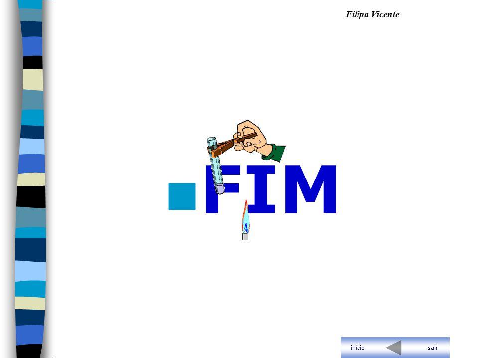 Filipa Vicente n FIM sairinício