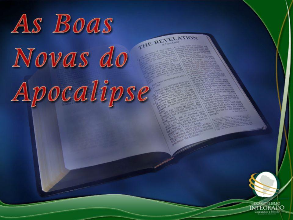 VOCÊ JÁ OUVIU FALAR DO EVANGELHO DO APOCALIPSE.Evangelho significa boas novas.