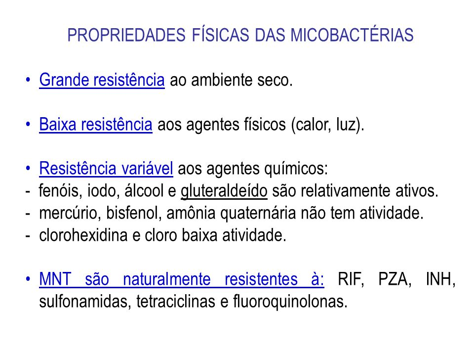 Micobactérias Atípicas e Saúde Pública Diagnóstico Laboratorial Testes fenotípicos - Identificação bioquímica Acúmulo de niacina: M.