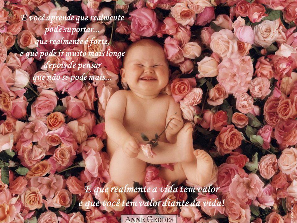 Portanto, plante seu jardim e decore sua alma, ao invés de esperar que alguém lhe traga flores...
