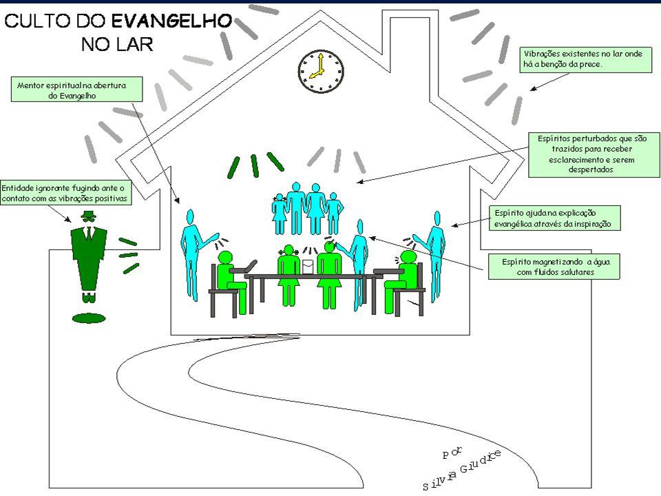 O culto do Evangelho no Lar, é uma fonte de alegria e bênçãos para a família que o realiza.