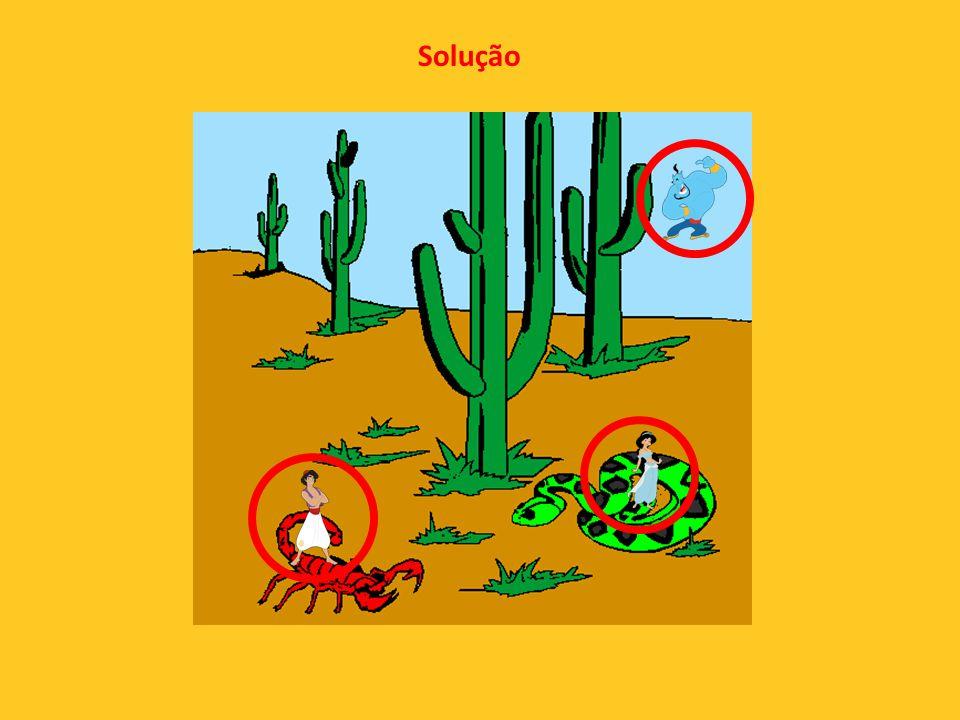 24ª Descubra o Aladino, o Génio e a Jasmine na seguinte imagem do deserto !