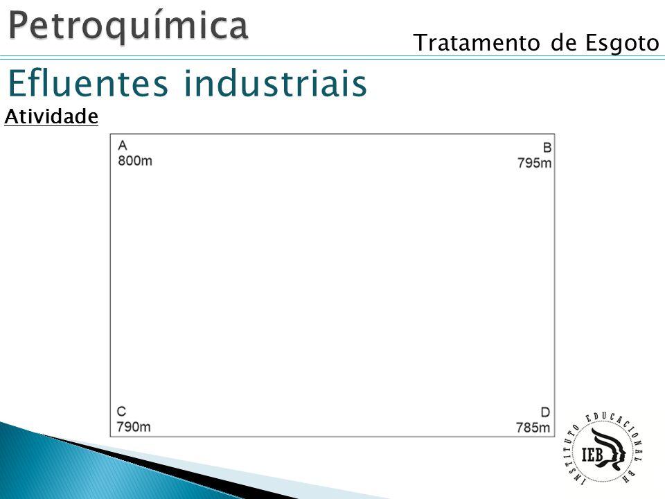 Tratamento de Esgoto Efluentes industriais Atividade