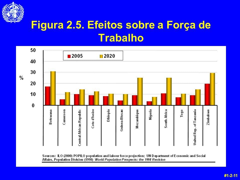 #1-2-11 Figura 2.5. Efeitos sobre a Força de Trabalho