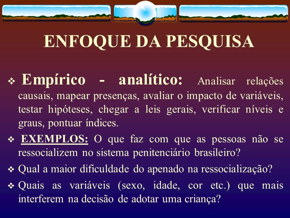 FONTES DE INFORMAÇÕES E COLETA DE DADOS (as fontes serão orais ou escritas.