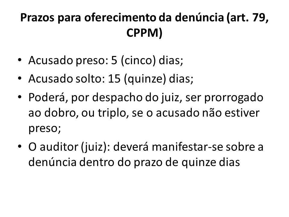 Da defesa escrita (art.