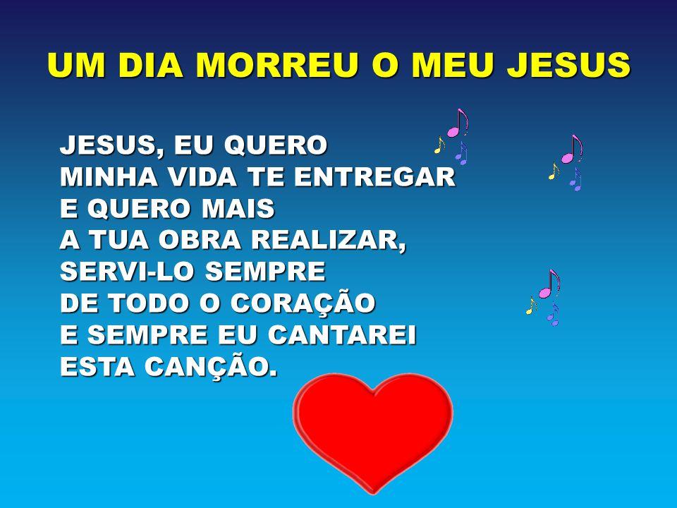 ESTE MUNDO NÃO É MEU LUGAR MAS PARA O CÉU IREI, MORAR COM MEU BOM REI JESUS JÁ PREPAROU MEU NOVO LAR