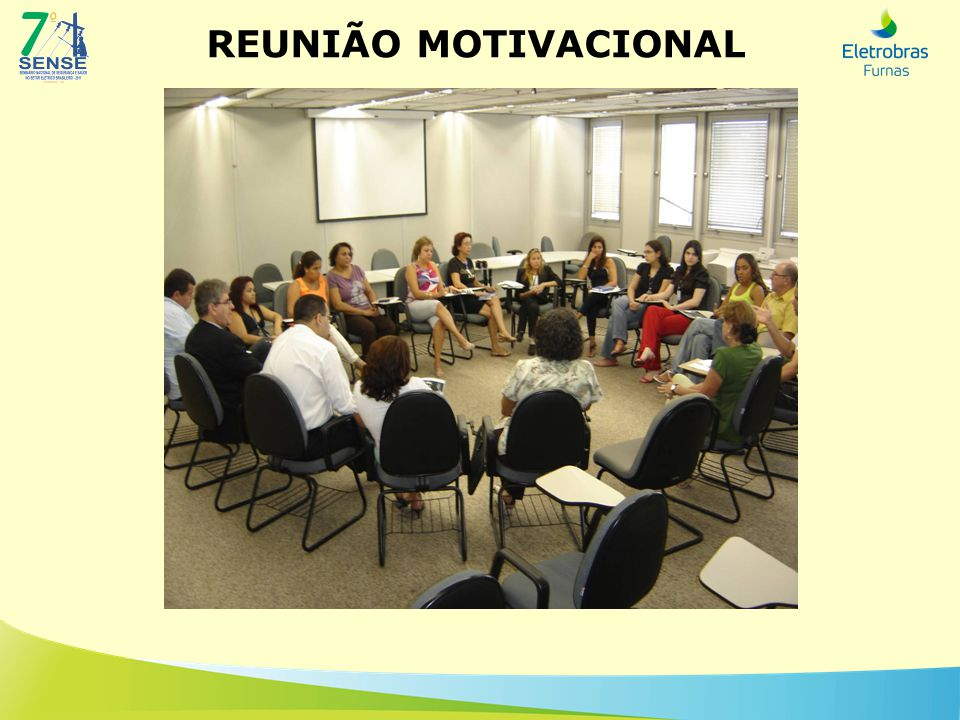 REUNIÃO MOTIVACIONAL
