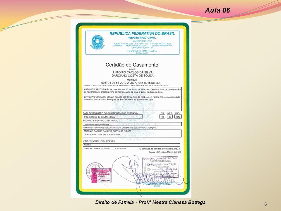 CASAMENTO RELIGIOSO COM EFEITOS CIVIS (Arts.