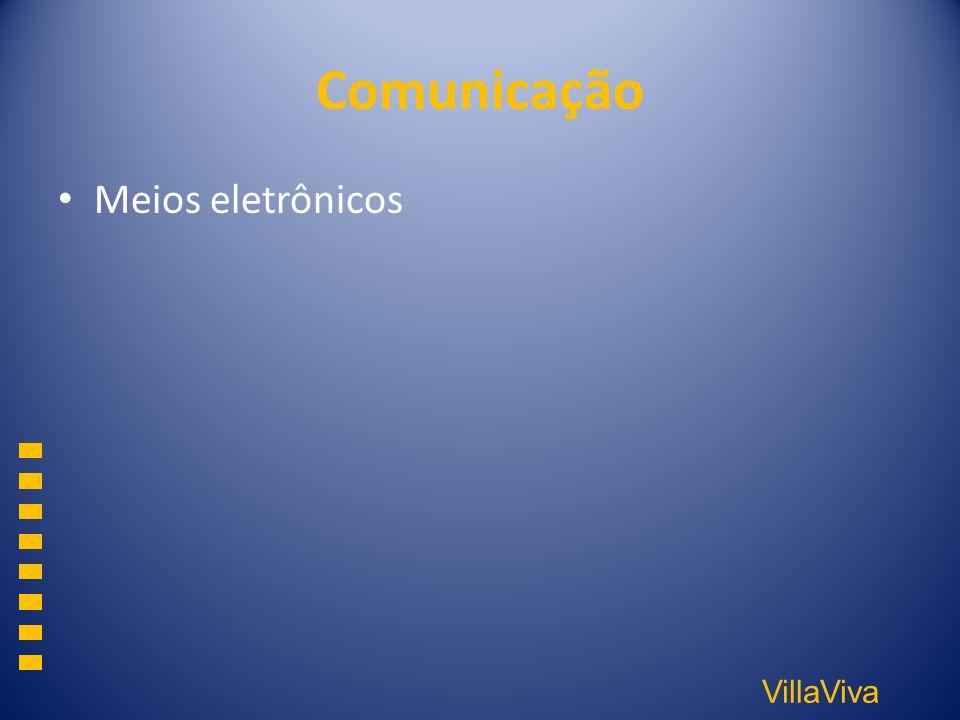 VillaViva Comunicação Meios eletrônicos