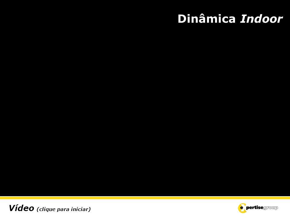 Vídeo (clique para iniciar) Dinâmica Indoor