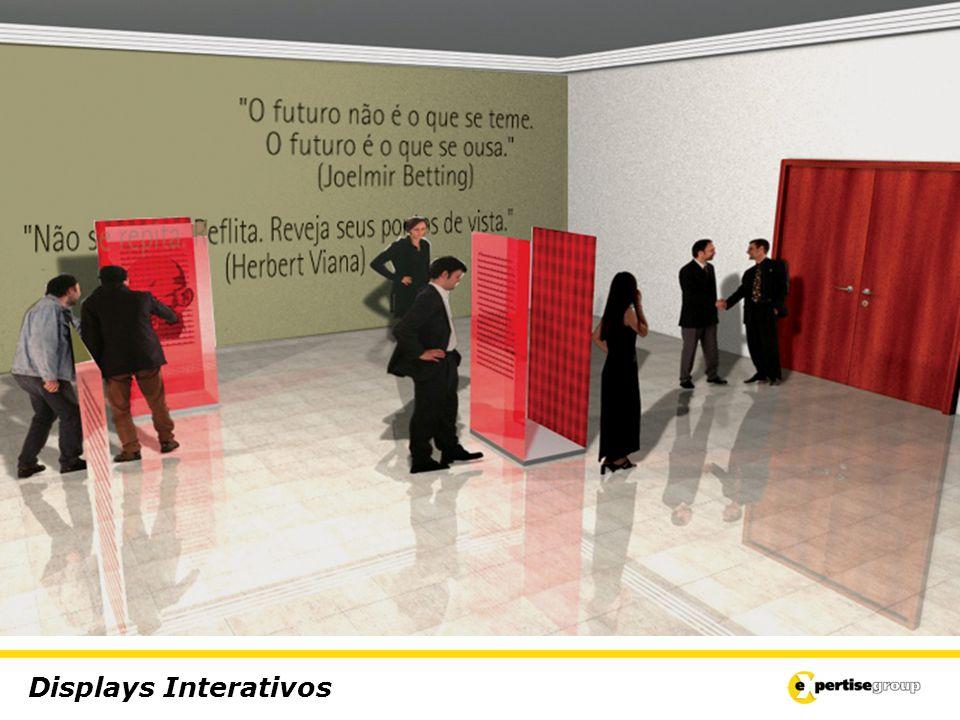 Displays Interativos