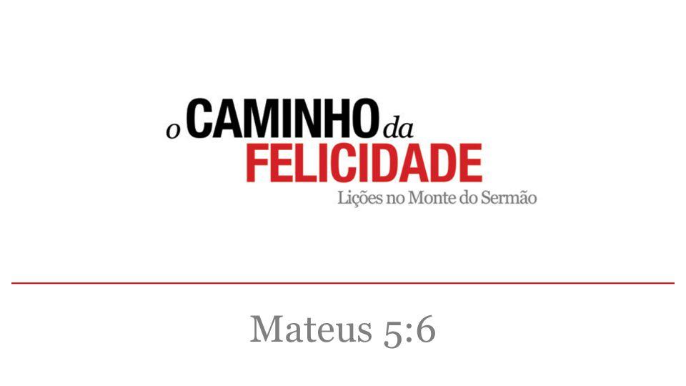 Mateus 5:6