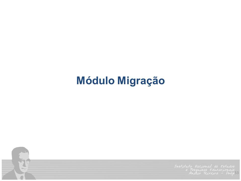 53 Módulo Migração