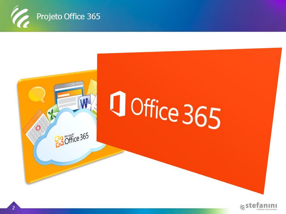 Projeto Office 365 2