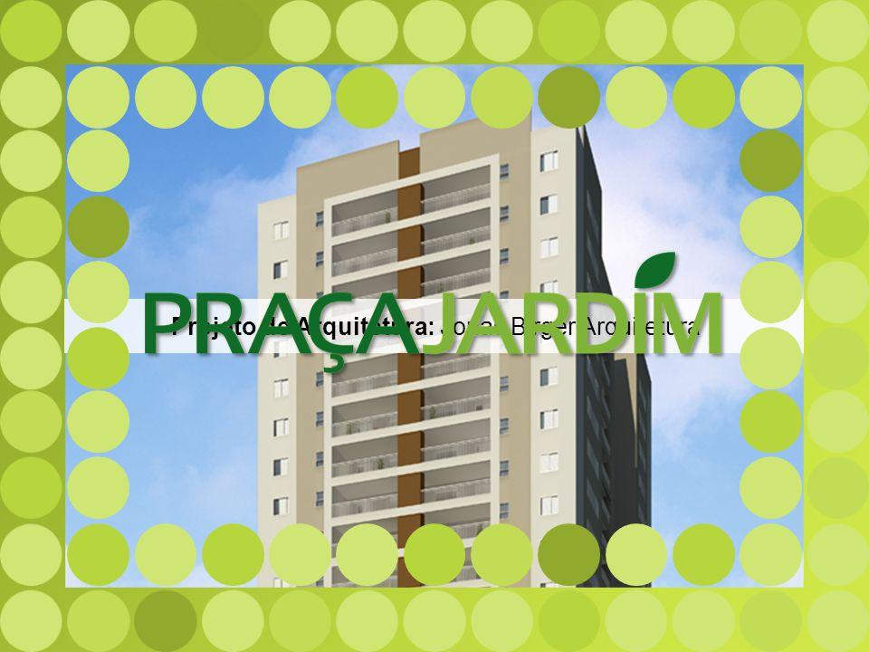 Área do terreno: 4.573,00 m 2 Quantidade de torres: 2 Torre 1 Torre 2