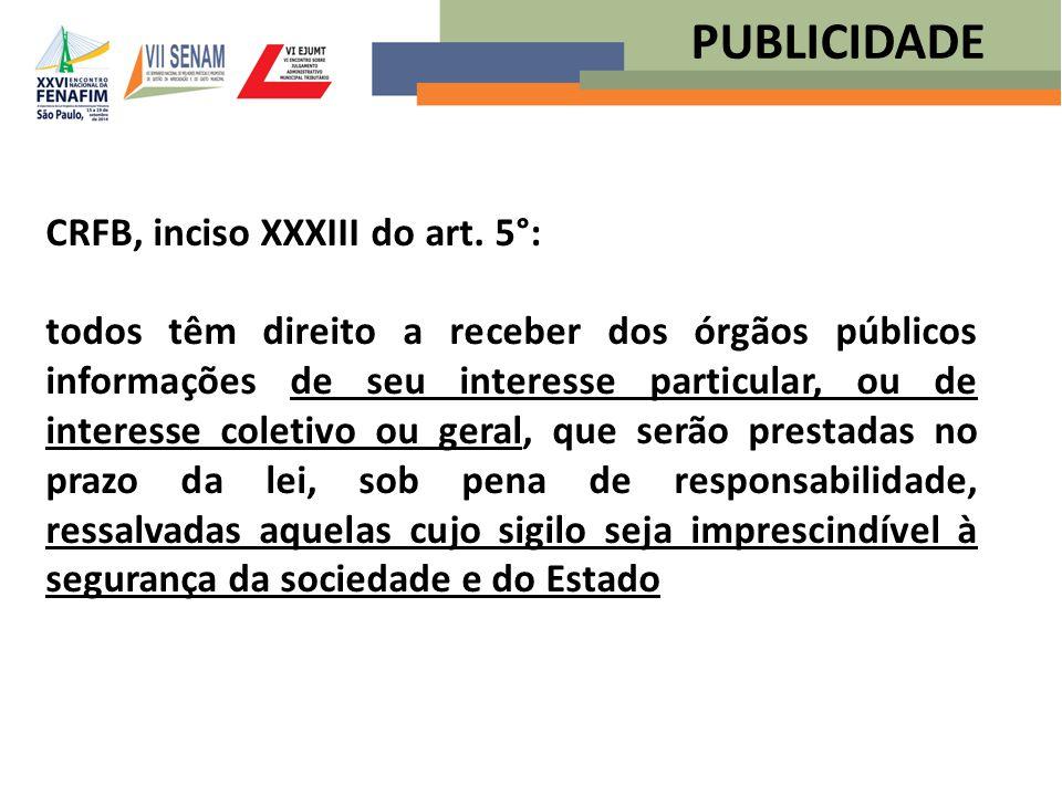 CRFB, inciso II do §3° do art.