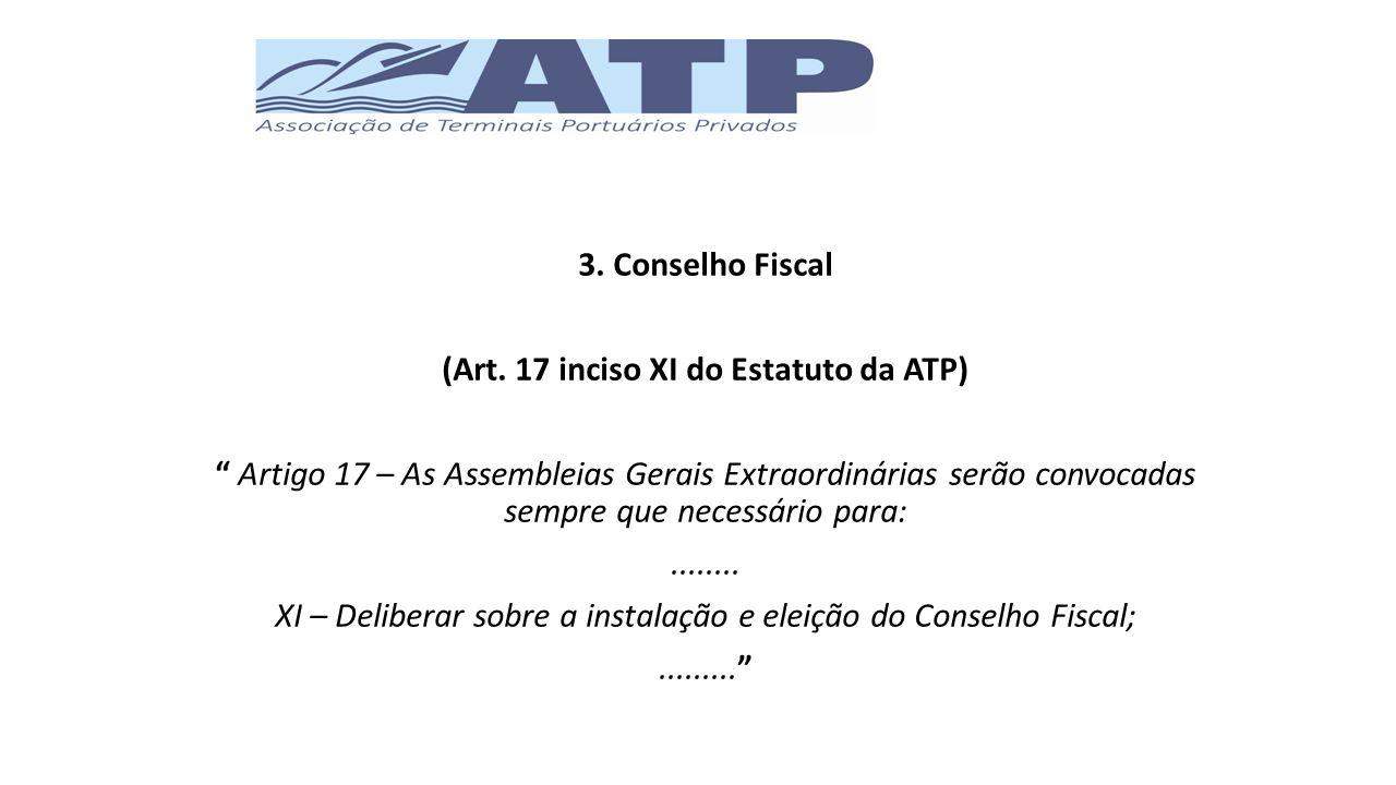 3. Conselho Fiscal (Art.