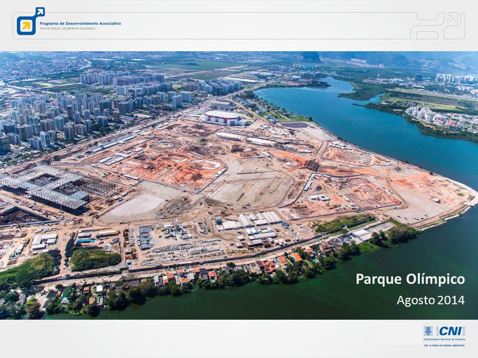 Vila Olímpica e Paralímpica Agosto 2014