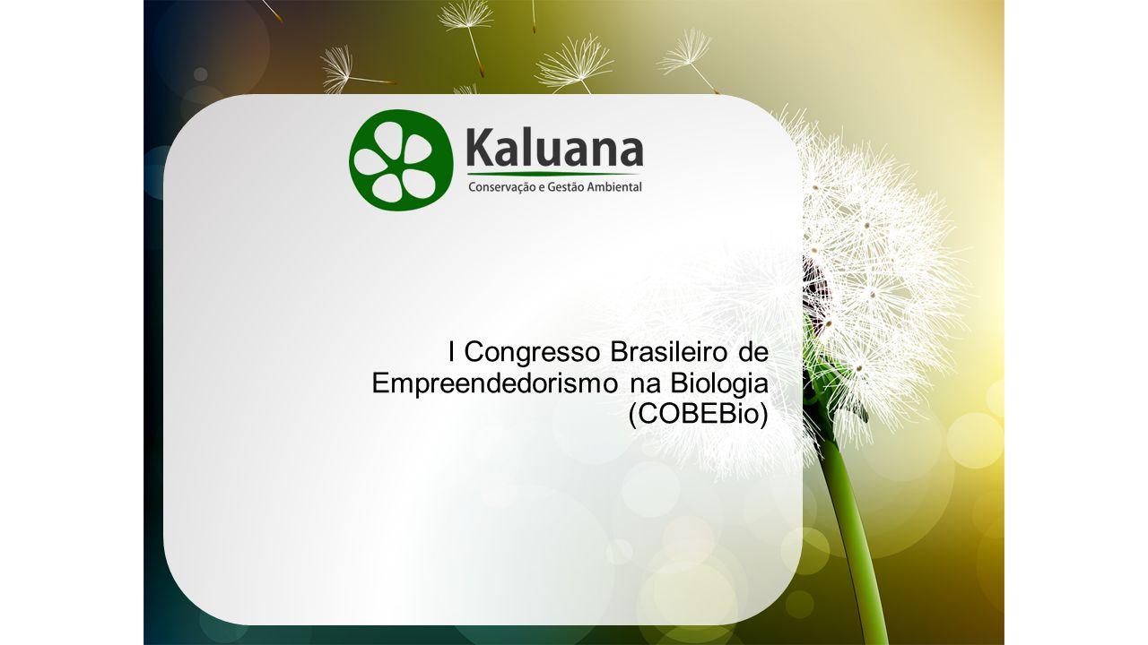I Congresso Brasileiro de Empreendedorismo na Biologia (COBEBio)