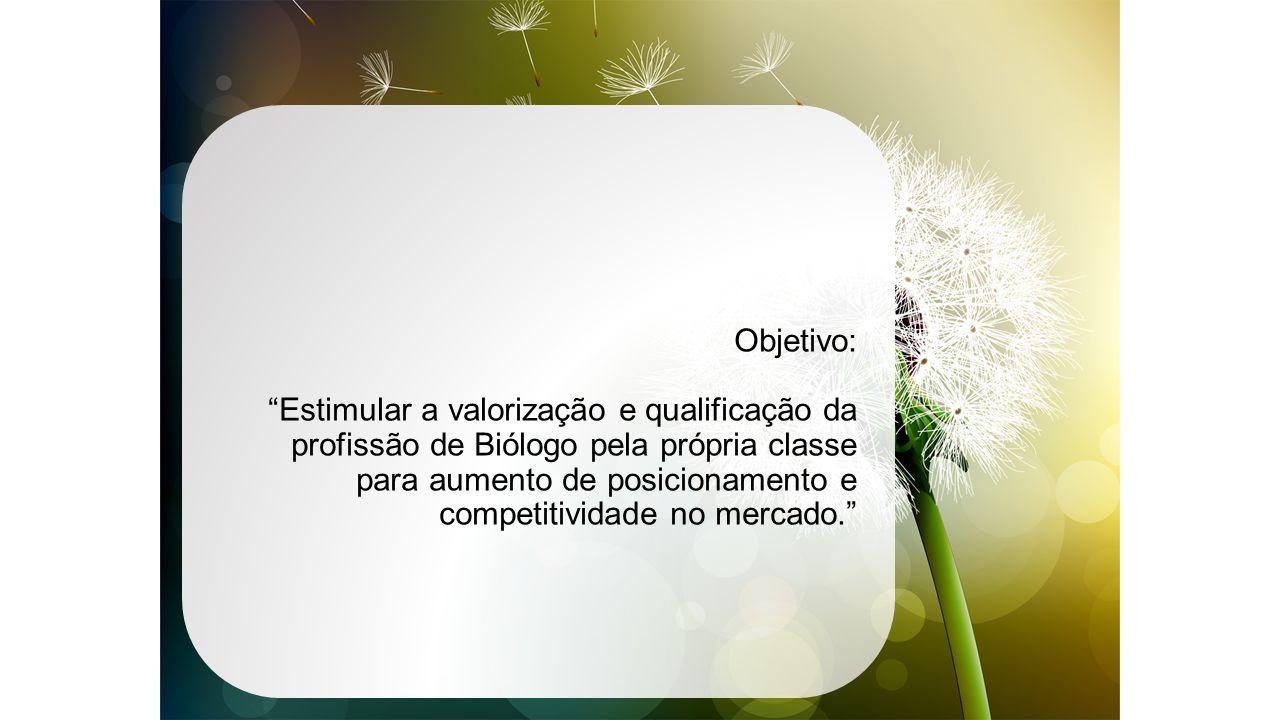 Público-alvo: Biólogos