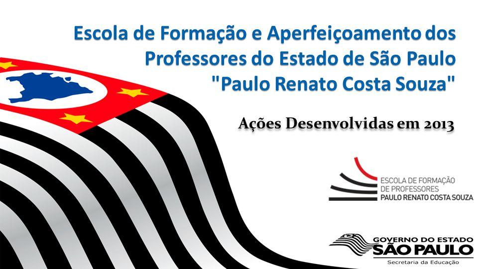 Escola de Formação e Aperfeiçoamento dos Professores do Estado de São Paulo