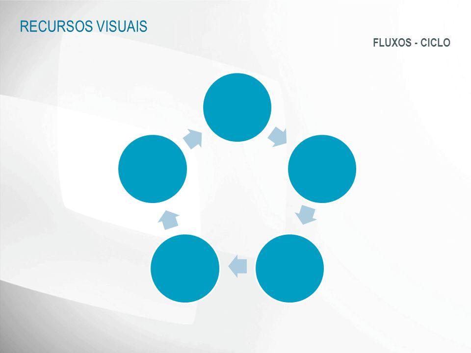 FLUXOS - CICLO RECURSOS VISUAIS