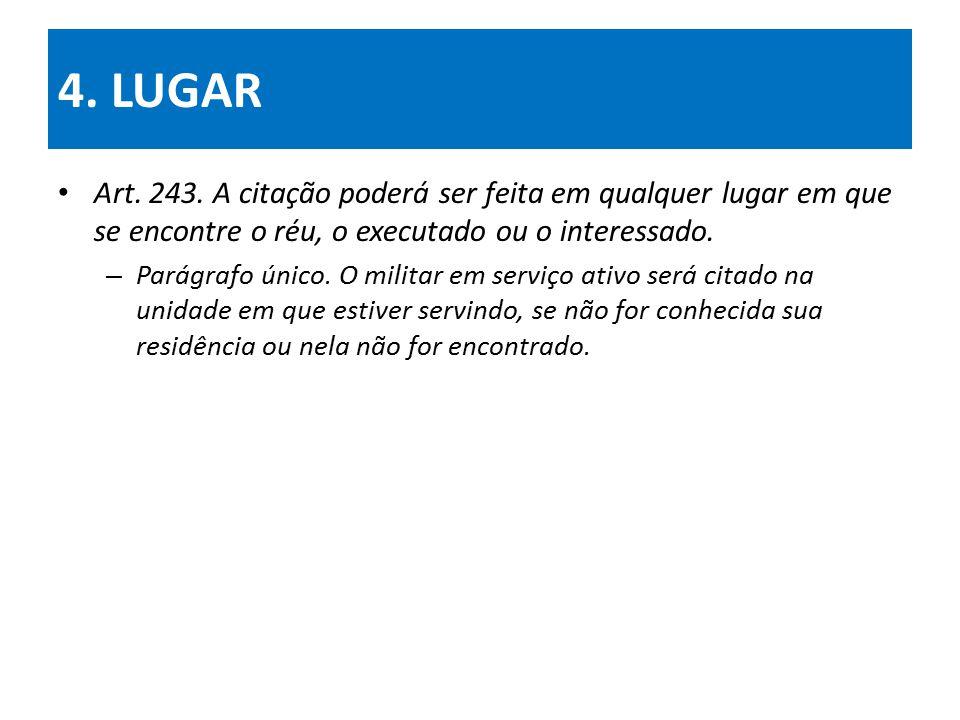 4.LUGAR Art. 243.