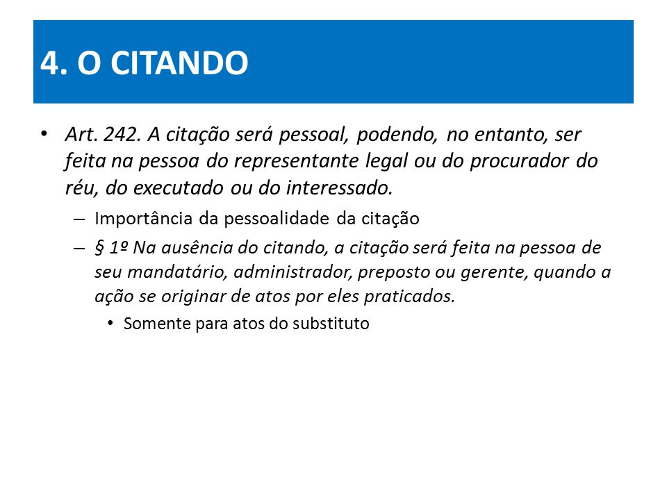 3.CONTAGEM DE PRAZOS (Revisão) Art. 219.