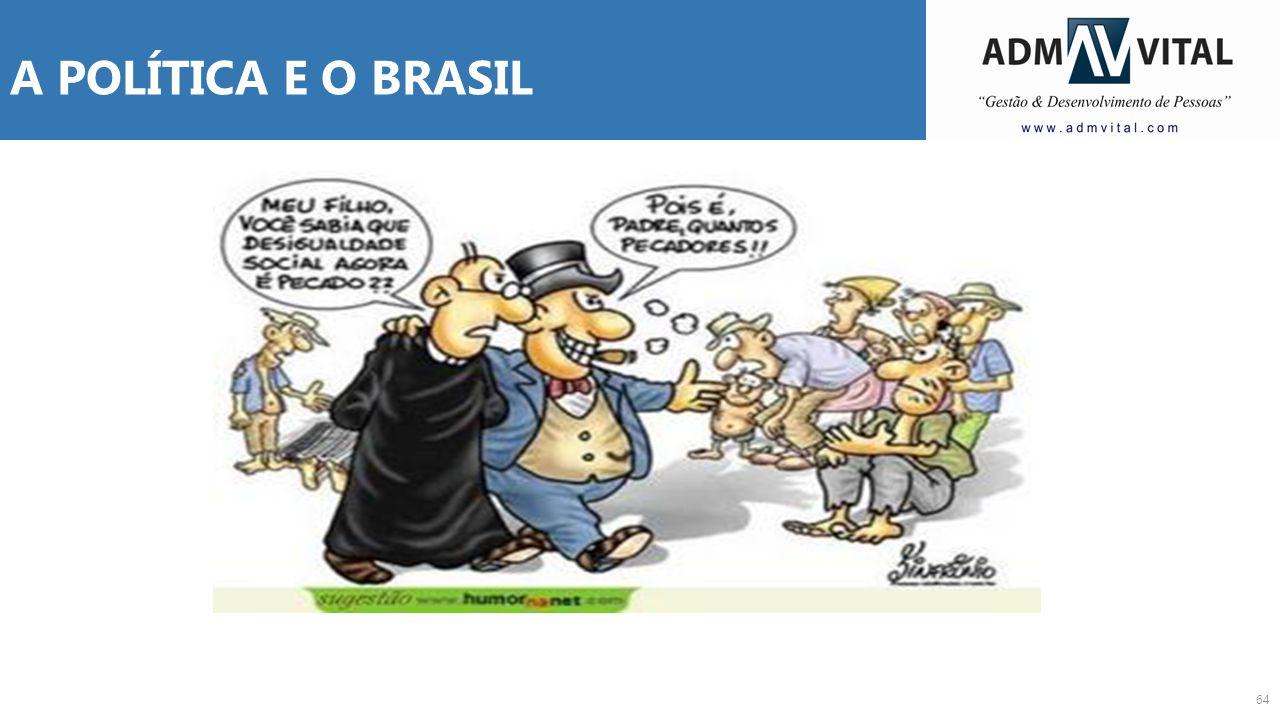 64 A POLÍTICA E O BRASIL