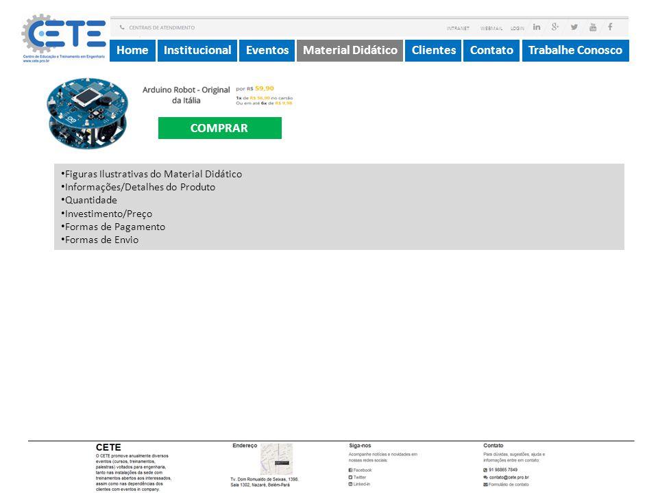 InstitucionalMaterial DidáticoContatoEventosTrabalhe ConoscoHomeClientes Figuras Ilustrativas do Material Didático Informações/Detalhes do Produto Qua
