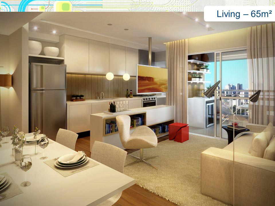 Living – 65m²