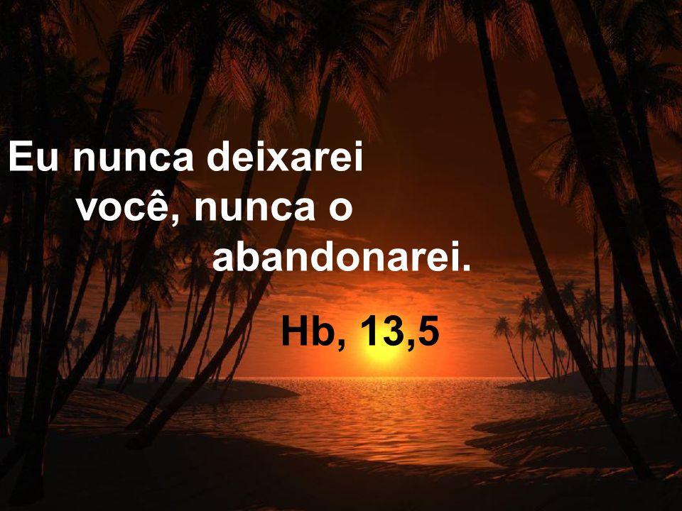 ...o milagre da vida durará para sempre