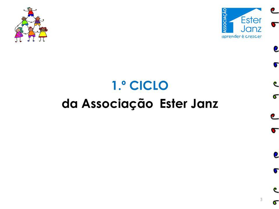 1.º CICLO da Associação Ester Janz 3