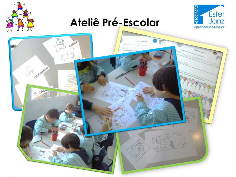 Ateliê Pré-Escolar