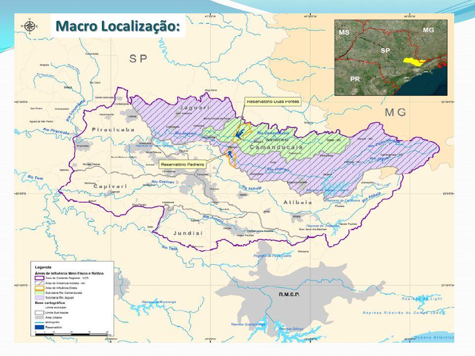 Macro Localização: