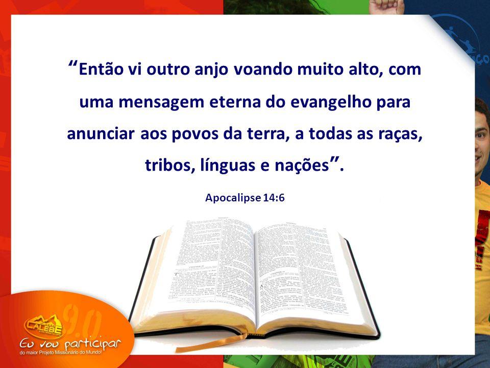 A Igreja poderá subsistir sem o ministério dos pastores, mas não poderá subsistir sem o evangelismo dos membros.