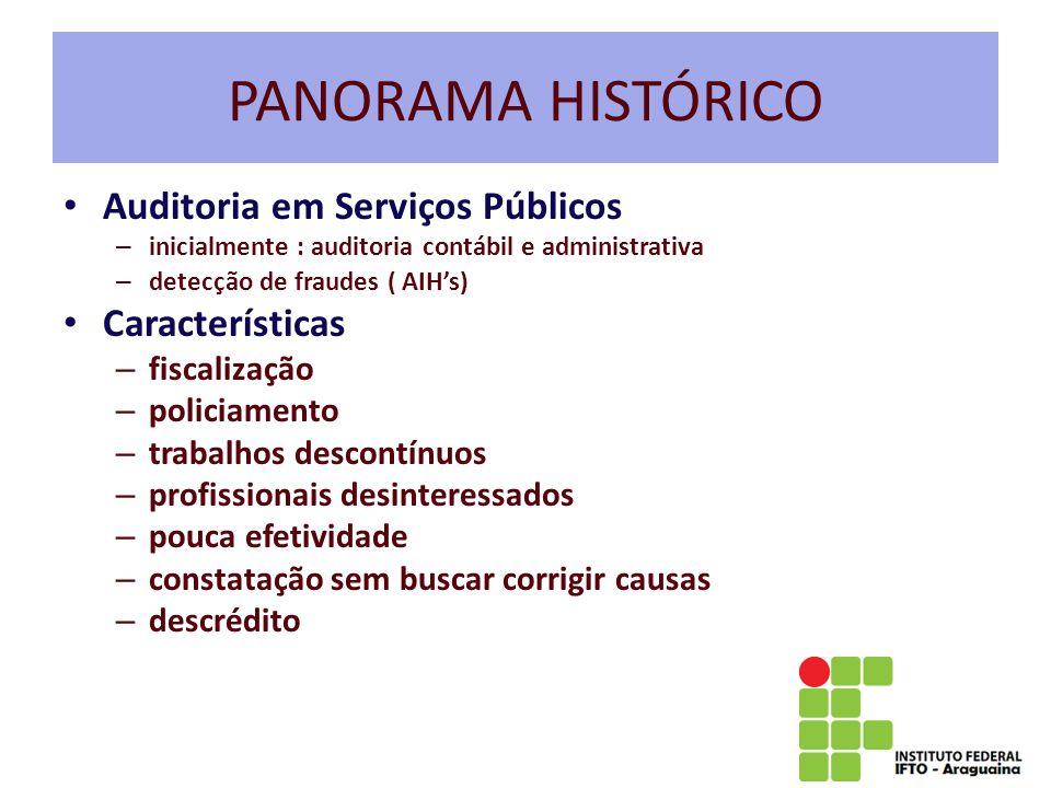 AUDITORIA PROSPECTIVA Autorização prévia das internações e outros procedimentos especiais Assegurar a necessidade de internação Compatibilizar a autorização com os direitos do paciente