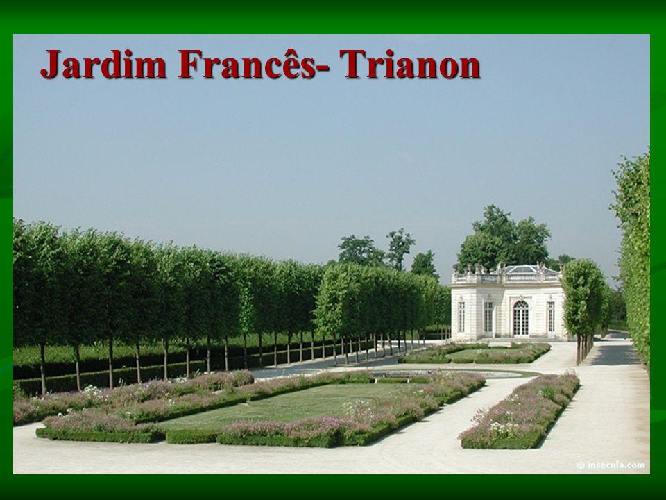 Jardim Francês- Trianon