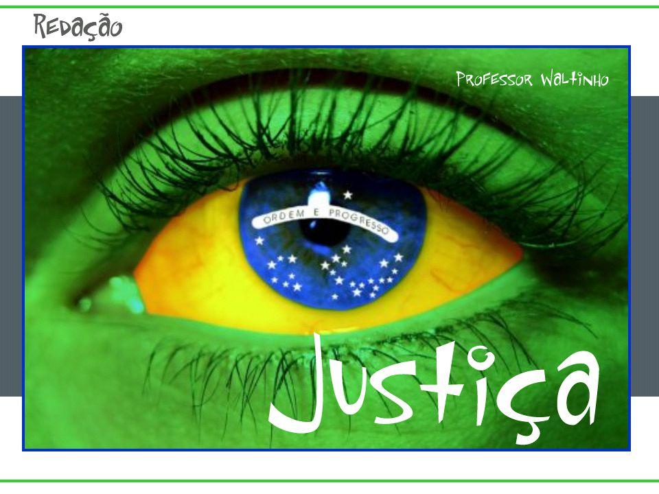 Introdução Apesar de, por definição ou histórico, se dizer que a justiça é cega, que a sua balança não pende a um ou a outro, a realidade e os fatos sustentam uma afirmativa contrária.